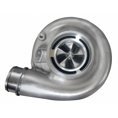 """5 Blade """"6.0 FORD"""" S366/74/.91 T-4 Divided Non-Gated Turbo"""