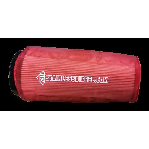 Prefilter Wrap - Red