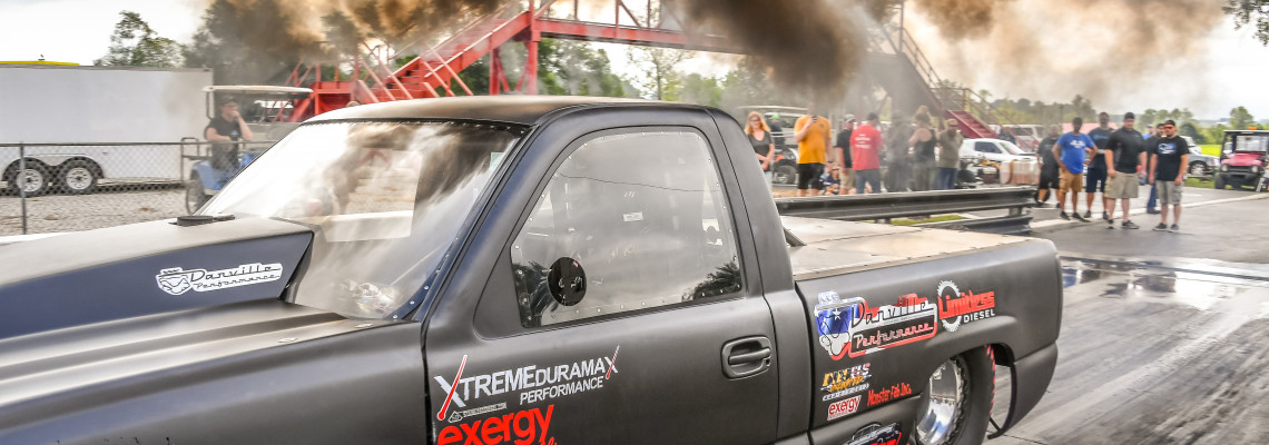 Mark Broviak and the World's Fastest Allison-Shifted Truck