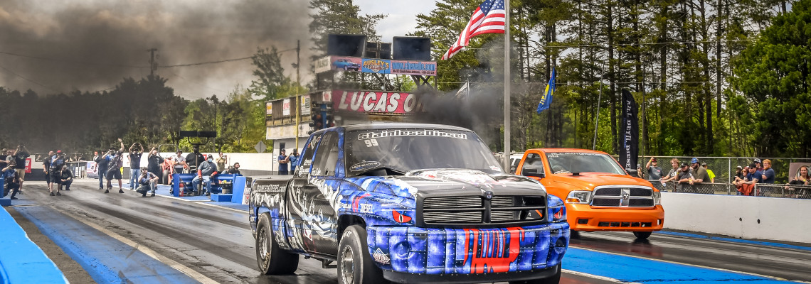 Rudy's Recap: Kicking Off 2021 With a Win in Pro Street