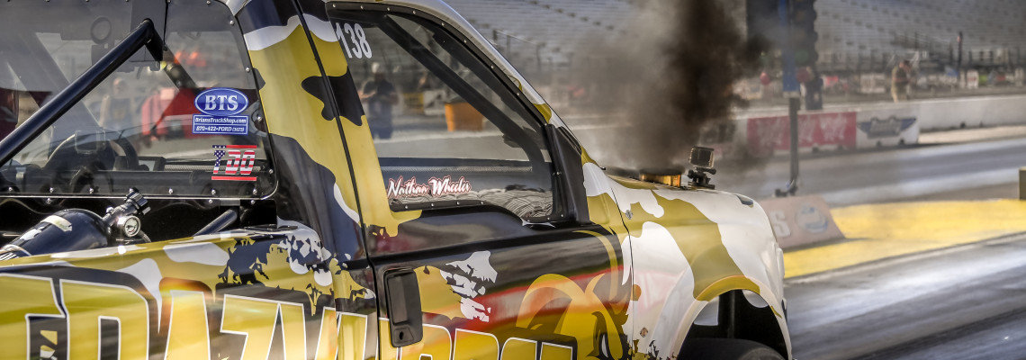 Nathan Wheeler's Crazy Horse Ford Joins The Ranks Of Pro Street