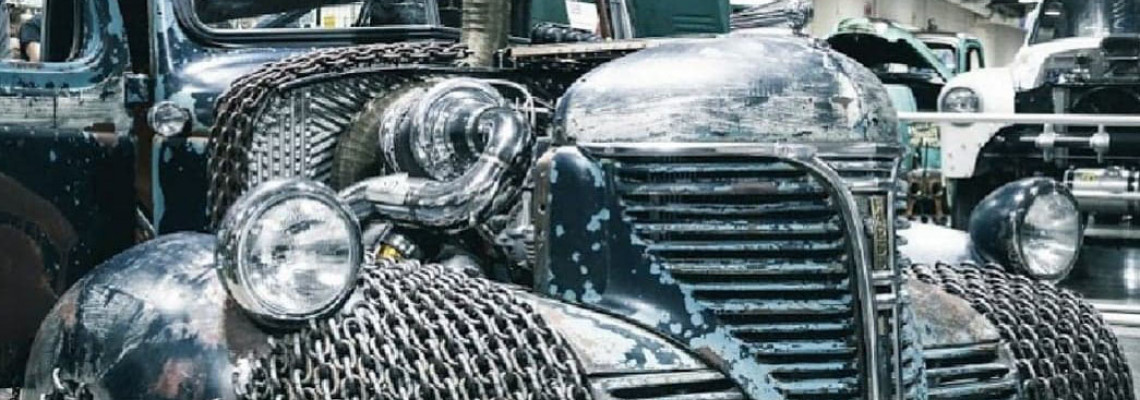 Chain Smoker: A Compound Turbo'd, Cummins-Powered '47 Fargo Rat-Rod