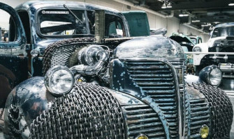 Chain Smoker: A Compound Turbo'd, Cummins-Powered '47 Fargo Rat-Rod