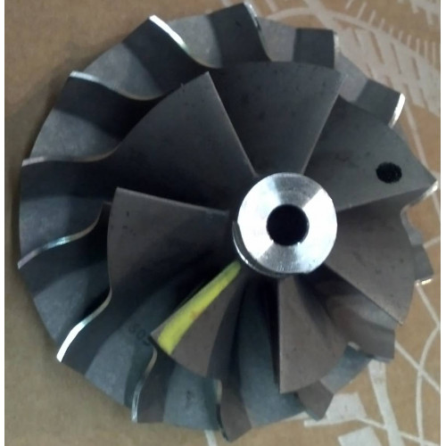 S300 66mm Cast Wheel