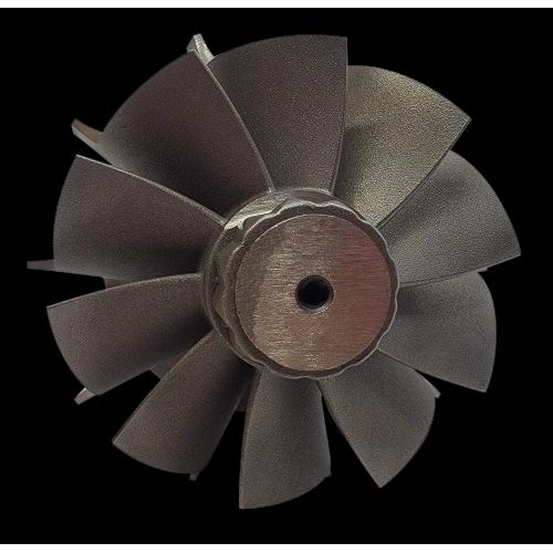 5.9 10 blade drop-in VGT turbine