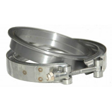 BUNDLE * Flange/ Clamp For Turbine Outlet S400 - 4.62