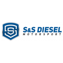 S&S Diesel CP3-DMX-14-HS-FDS 14mm CP3 Stroker Pump for Duramax With SP3000 Supply Pump (3,000 L/Hr)