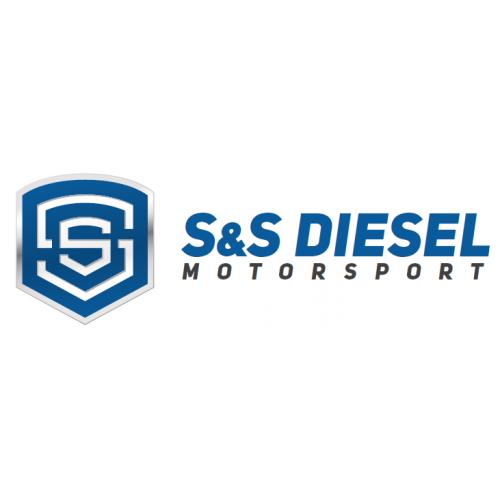 S&S Diesel CP3-DMX-12-HS-FDS 12mm CP3 Stroker Pump for Duramax With SP3000 Supply Pump (3,000 L/Hr)