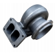 T-6 1.10 A/R 83mm S400 Exhaust Housing #176811
