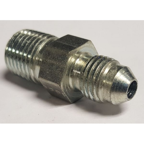 "~4 to 1/4"" NPT fitting"