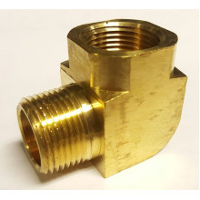 Street Elbow - Brass fitting - 90*