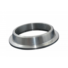 S400 Aluminum Cover Side Weld Flange