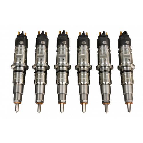 13-current Cummins TorqueMaster 6.7L Injector Set (6)