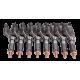 01-04 LB7 SAC00 Injector set (8)