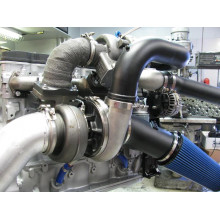 HE351 Twin Piping Kit '03-'07 3G 5.9L
