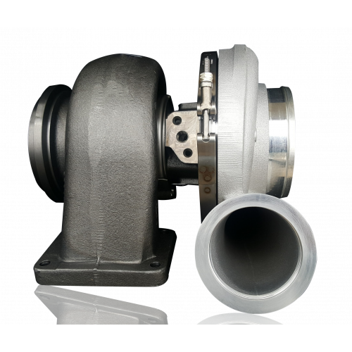 S480/T-6 1.32 A/R 96mm BILLET Turbo, v-band, for Twins