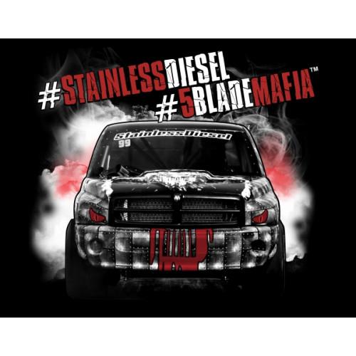 Mafia Chick T-Shirt