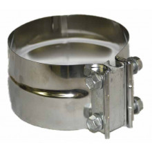 "4.00"" EXHAUST PREFORMED Clamp"