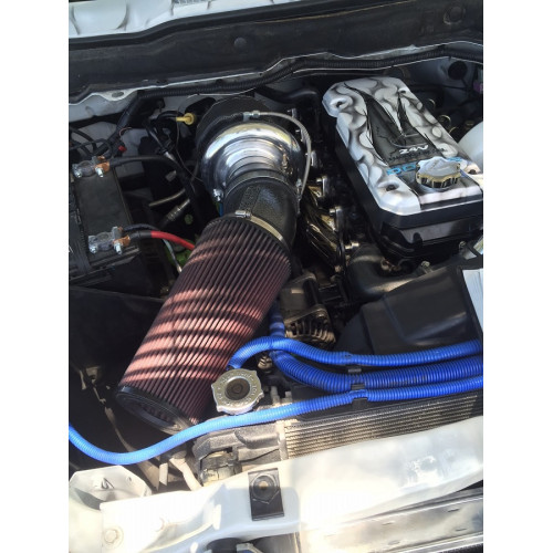03-07 S300 5.9L  Single Turbo & Piping Only