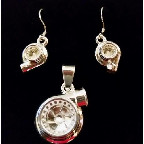 Turbo Drop Earrings